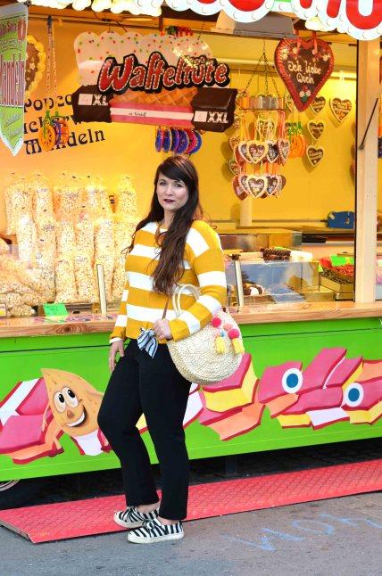 gelb auf Dom