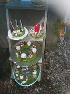Weihnacht-Deko Gut Barsthorst
