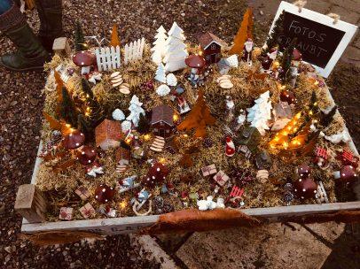 Weihnachtsdeko Gut Barsthorst