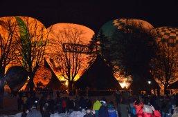 Ballon Glühen Tegernsee