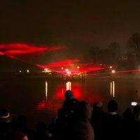 Lasershow Tegernsee