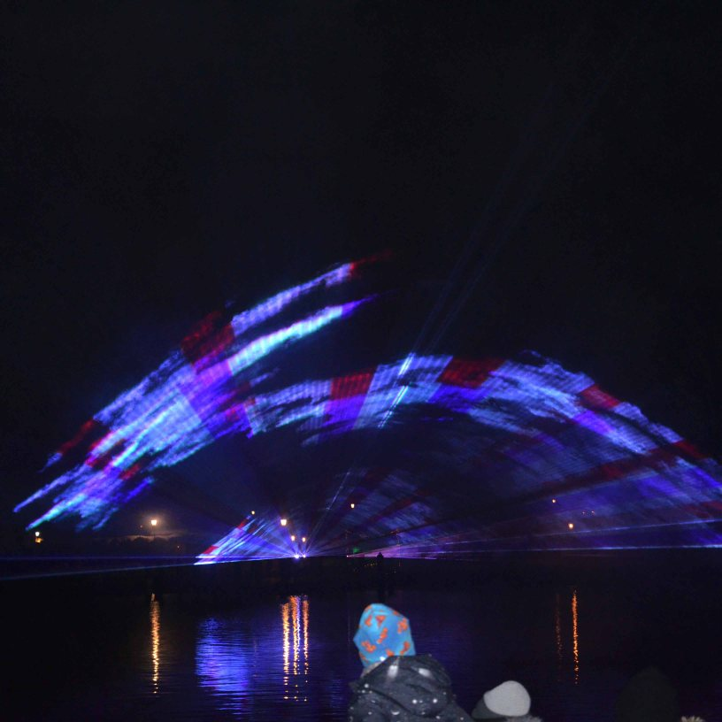 Lasersow Tegernsee
